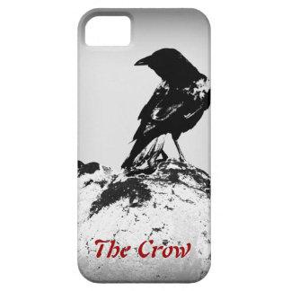 El caso del iPhone 5 del cuervo iPhone 5 Carcasa