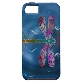 El caso del iPhone 5 del efecto de la libélula iPhone 5 Carcasa