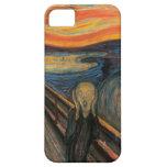 El caso del iPhone 5 del grito iPhone 5 Case-Mate Carcasa