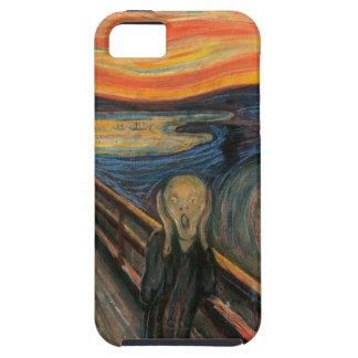 El caso del iPhone 5 del grito iPhone 5 Carcasas