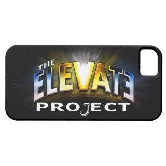 El caso del iPhone 5 del proyecto de la elevación iPhone 5 Cárcasa