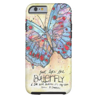 El caso del iPhone 6 de la mariposa