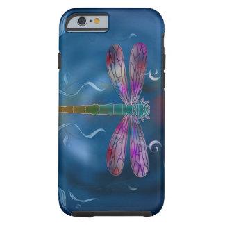 El caso del iPhone 6 del efecto de la libélula Funda Para iPhone 6 Tough