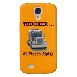 """¡el caso del iphone con el """"camionero… funcionará samsung galaxy s4 cover"""