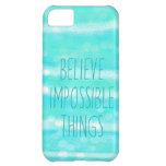 """el caso del iphone """"cree cosas imposibles """""""