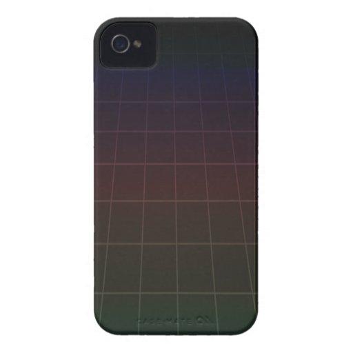 El caso del iPhone de la rejilla Funda Para iPhone 4 De Case-Mate