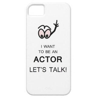 El caso del iPhone del actor, nos dejó hablar iPhone 5 Funda