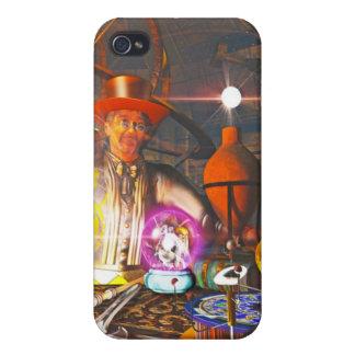 El caso del iPhone del mago, por José Mosa iPhone 4 Cobertura
