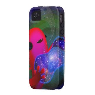 El caso del iPhone del universo iPhone 4 Carcasas