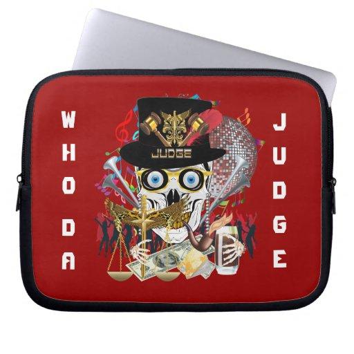 El caso del juez del carnaval lleva IP5 y relleno Mangas Computadora