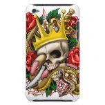 El caso del tacto de rey iPod iPod Touch Case-Mate Funda