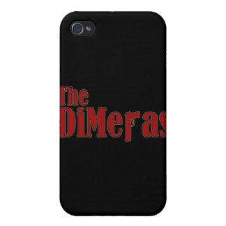 """""""El caso duro de DiMeras"""" Speck® Fitted™ Shell par iPhone 4 Carcasas"""