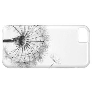 El caso esencial del iPhone 5c del diente de león Carcasa Para iPhone 5C