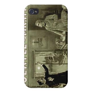 El caso extraño del Dr. Jekyll y de Sr. Hyde iPhone 4 Cárcasa
