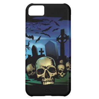 El caso frecuentado del iPhone 5 del cementerio