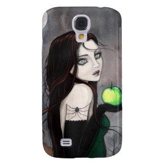 El caso gótico del iPhone de la fantasía de la