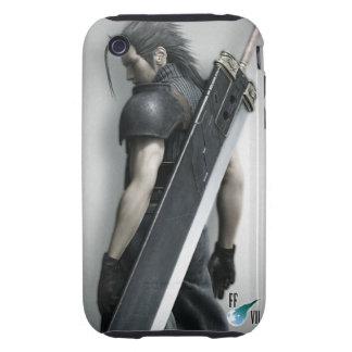 El caso justo del iPhone 3G/3GS de Zack del Tough iPhone 3 Carcasa