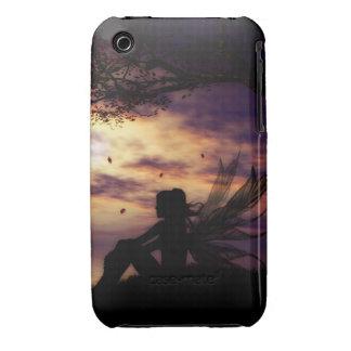El caso/la cubierta de hadas de Iphone 3g del Case-Mate iPhone 3 Fundas