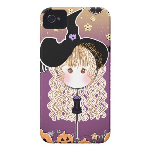 El caso más lindo de Iphone de la muñeca de Carcasa Para iPhone 4 De Case-Mate
