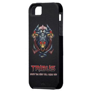 """El caso """"oficial"""" del dispositivo móvil de Tribus iPhone 5 Fundas"""