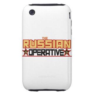 El caso operativo ruso de IPhone Funda Resistente Para iPhone 3