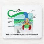 El caso para el diseño inteligente (flagelo) alfombrillas de raton