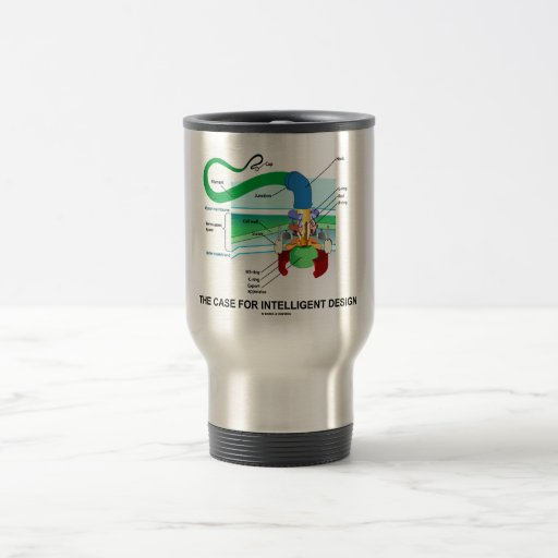El caso para el diseño inteligente (flagelo) taza