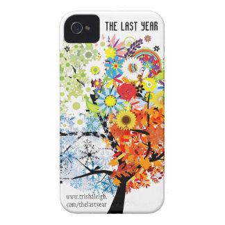 El caso pasado del iPhone del año Case-Mate iPhone 4 Protectores