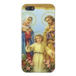 El caso santo del iPhone 4/4S de la familia iPhone 5 Protector