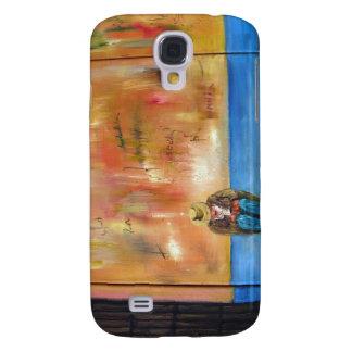 El caso solo de Iphone del cubano Samsung Galaxy S4 Cover