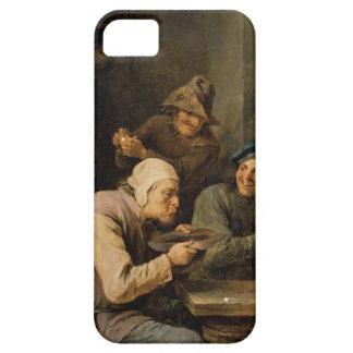 El casquillo de la prisa de David Teniers el más iPhone 5 Funda