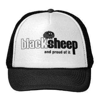 El casquillo del camionero de BlackSheep Gorras De Camionero