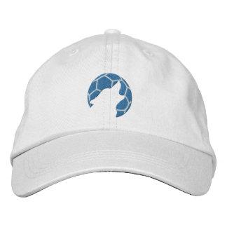 El casquillo del partidario gorras de beisbol bordadas