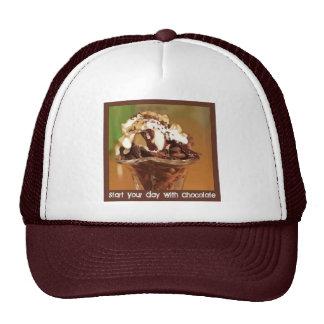 El casquillo perfecto del principio gorras