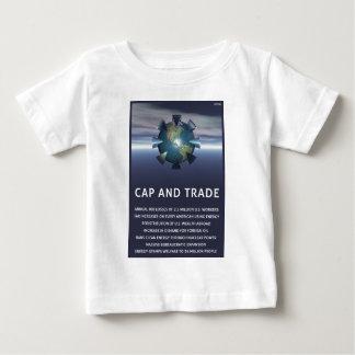El casquillo y el comercio destruye camisas