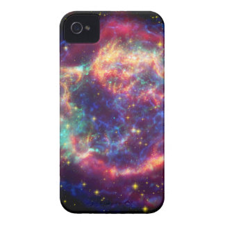 El Cassiopeia una muerte de la supernova… le sient iPhone 4 Case-Mate Cárcasa