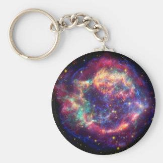 El Cassiopeia una muerte de la supernova… le sient Llaveros Personalizados