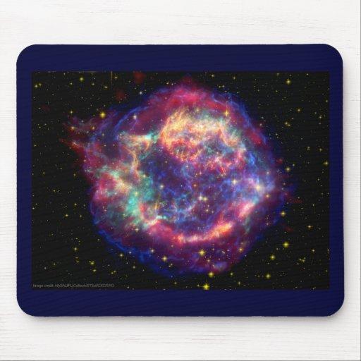 El Cassiopeia una muerte de la supernova… le sient Tapete De Raton