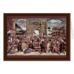 El castigo del detalle de Leviter de Botticelli Sa Tarjeton
