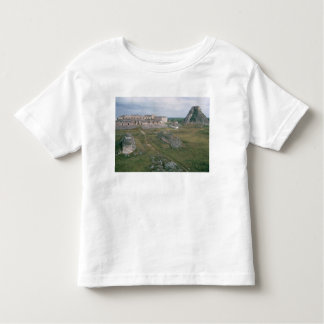 El Castillo and the Nunnery Toddler T-shirt