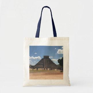 El Castillo – Chichen Itza, Mexico #2 Tote Bag