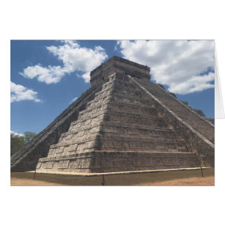 El Castillo – Chichen Itza, Mexico #3 Card