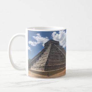 El Castillo – Chichen Itza, Mexico #3 Mug