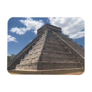 El Castillo – Chichen Itza, Mexico #3 Photo Magnet