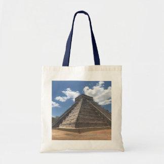 El Castillo – Chichen Itza, Mexico #3 Tote Bag