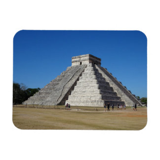 El Castillo – Chichen Itza, Mexico #4 Photo Magnet