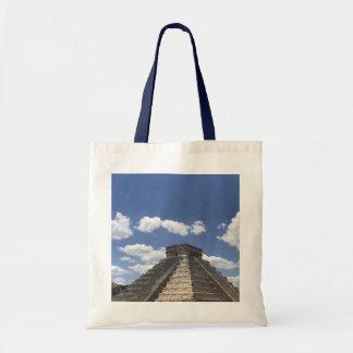 El Castillo – Chichen Itza, Mexico Tote Bag