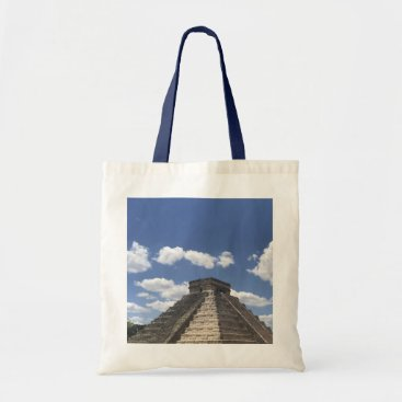 everydaylifesf El Castillo – Chichen Itza, Mexico Tote Bag