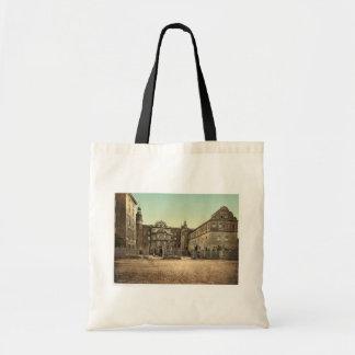 El castillo de Dessau, Anhalt, vintage Phot de Ale Bolsas