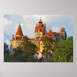 El castillo de Drácula, cumbre misteriosa Póster
